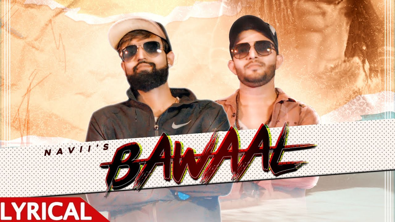 Bawaal (Lyrical Video) | Navii | Vipin Gurgaon | Latest Haryanvi Song 2020