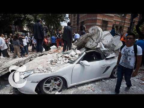 Fallout from the Mexico City Earthquake