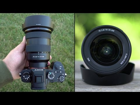 Sony 16-35mm F2.8 GM lens Review - Super Sharp (and Pricey)