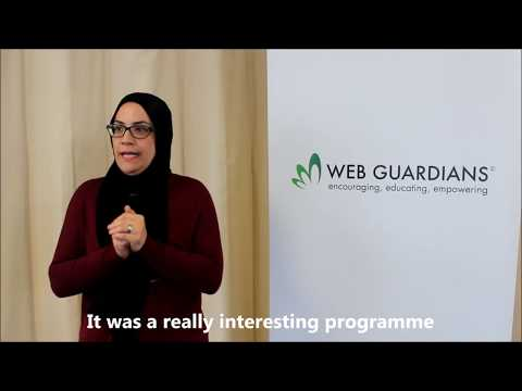 Web Guardians™ Programme at JAN Trust - Testimonials (8)