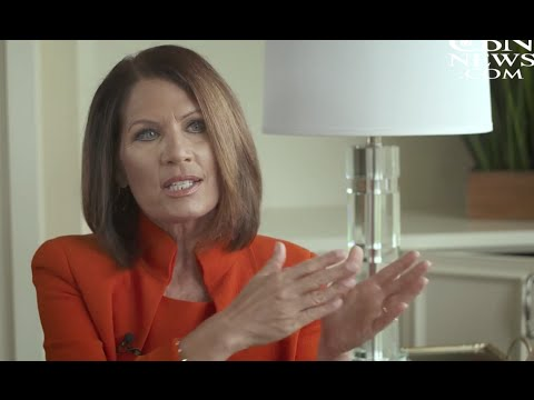 Michele Bachmann: Trump Was Elevated to Nomination By God
