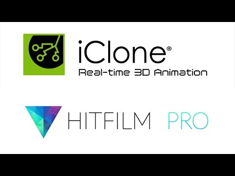 Five reasons to use iClone and Hitfilm