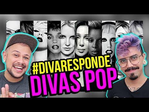 DIVA RESPONDE #8 - ESPECIAL DIVAS POP