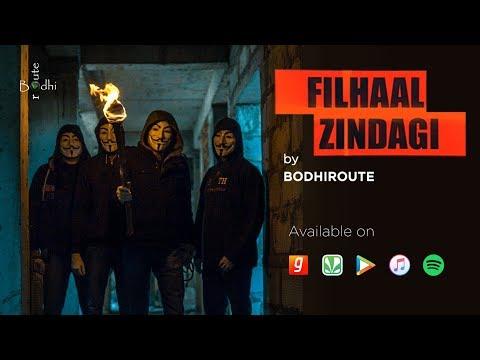 Filhaal Zindagi | Bodhi Route - Live Electro Band | Original