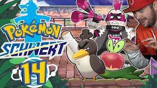 Köstliche Team-Pokémon, Hort & Rotom-Rad auf Route 5 ⚔️ POKÉMON SCHWERT #14