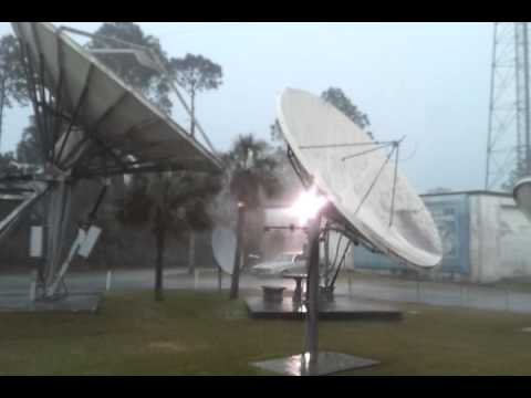 Tstorm at WJHG-TV
