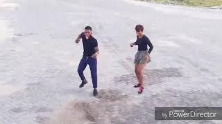 BRODA SHAGGI and AUNTY SHAGGI's Dancing Steps Is Superb!