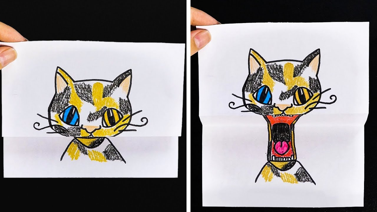 22 AMAZING DRAWING TRICKS AND GAMES