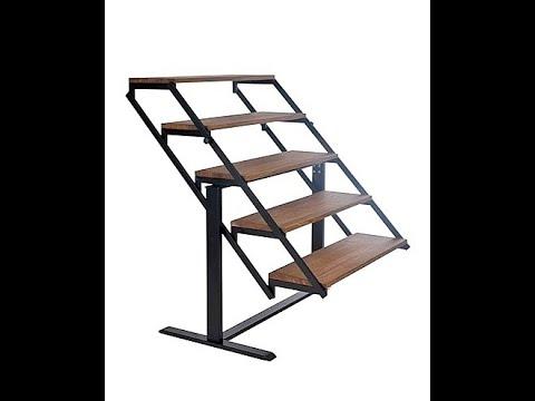 Трансформер  стол  — стеллаж