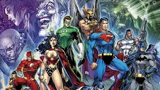 Power Levels (DC Comics)