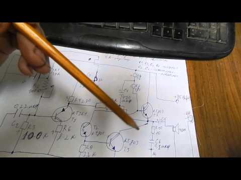 видео: самодельный высококачественный усилитель