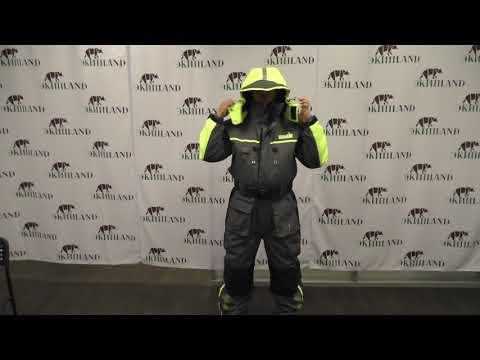 Видеообзор комбинезона поплавка Norfin Signal Pro
