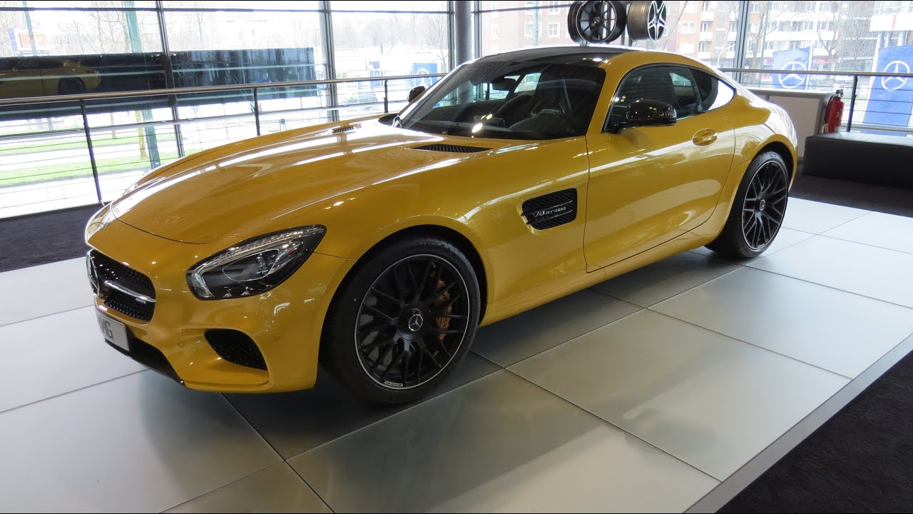 2015 mercedes benz gt s amg v8 biturbo youtube for Mercedes benz v8 amg
