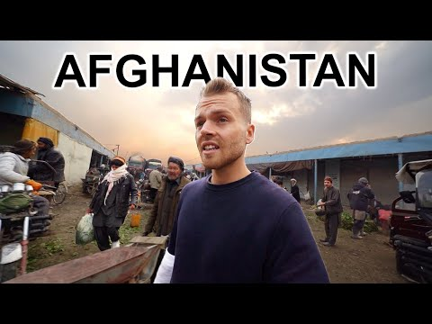 WALKING STREETS OF AFGHANISTAN (Not Safe)