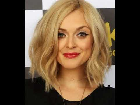 Medium Length Hairstyles For Square Faces Youtube
