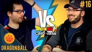 Xari : Deck C-17 vs Tweekz : Deck Son Gohan - Dragon Ball Super Card Game #15
