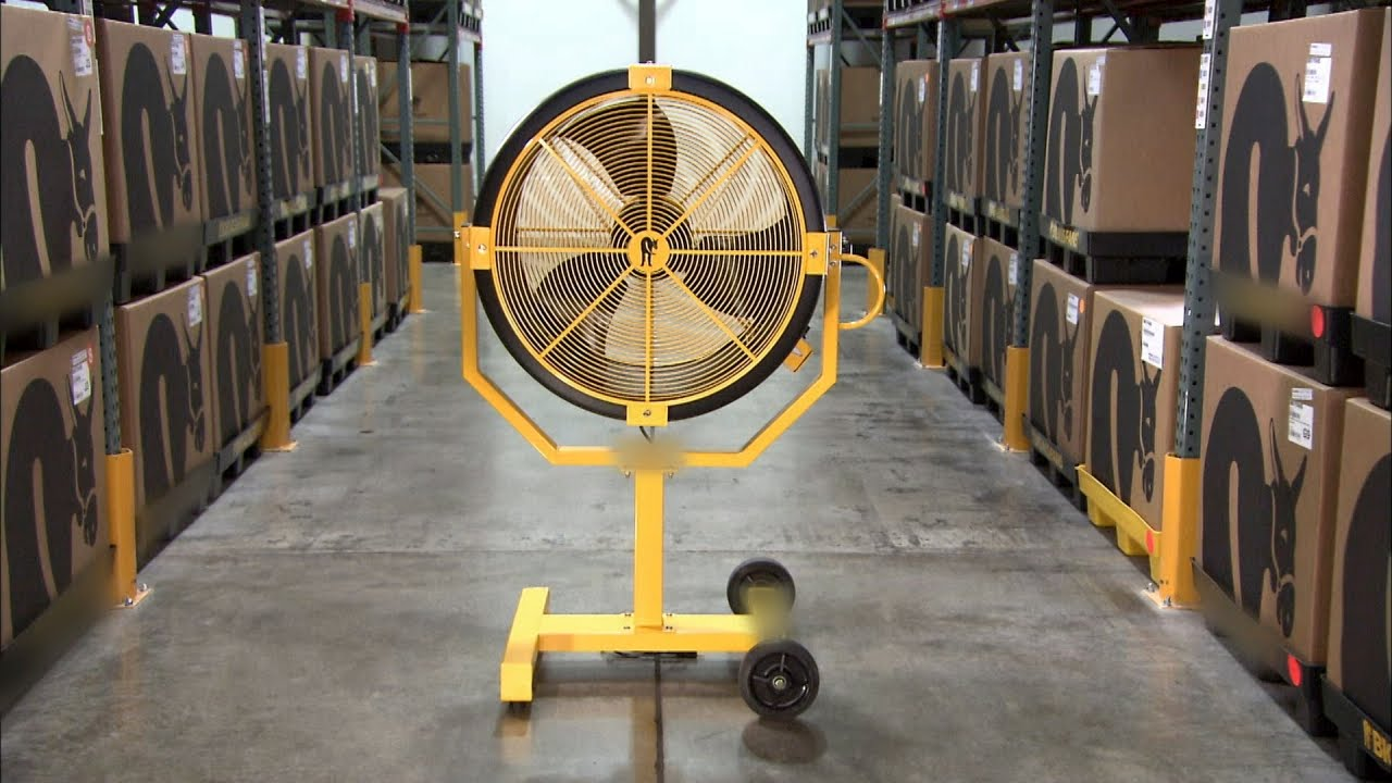 Industrial Fans How It S Made Youtube