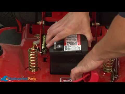 How to Charge Your Lawn Tractor's Battery