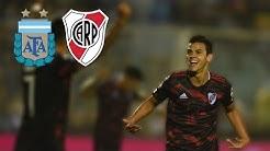CRISTIAN FERREIRA • Future Star • CA River Plate • Goals & Skills