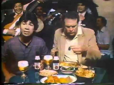 Carlos Palomino & Tommy Heinsohn 1982 Miller Lite Beer Commercial