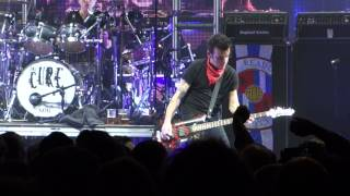 The Cure - Piggy In The Mirror - Live @ Hammersmith 23 december 2014