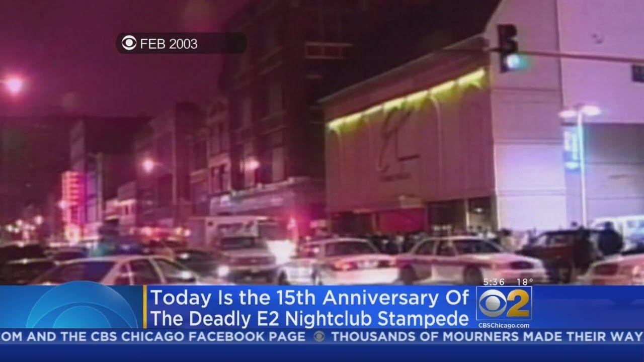 15th Anniversary of E2 Nightclub Tragedy