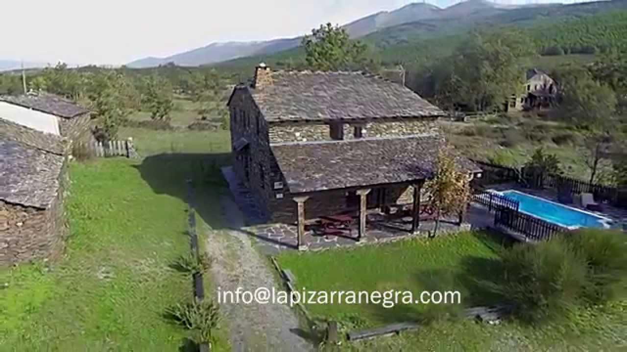Casa rural para grupos muy cerca de madrid youtube - Casa rural cerca de siguenza ...