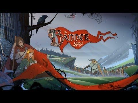 The Banner Saga - Your Saga Starts Now
