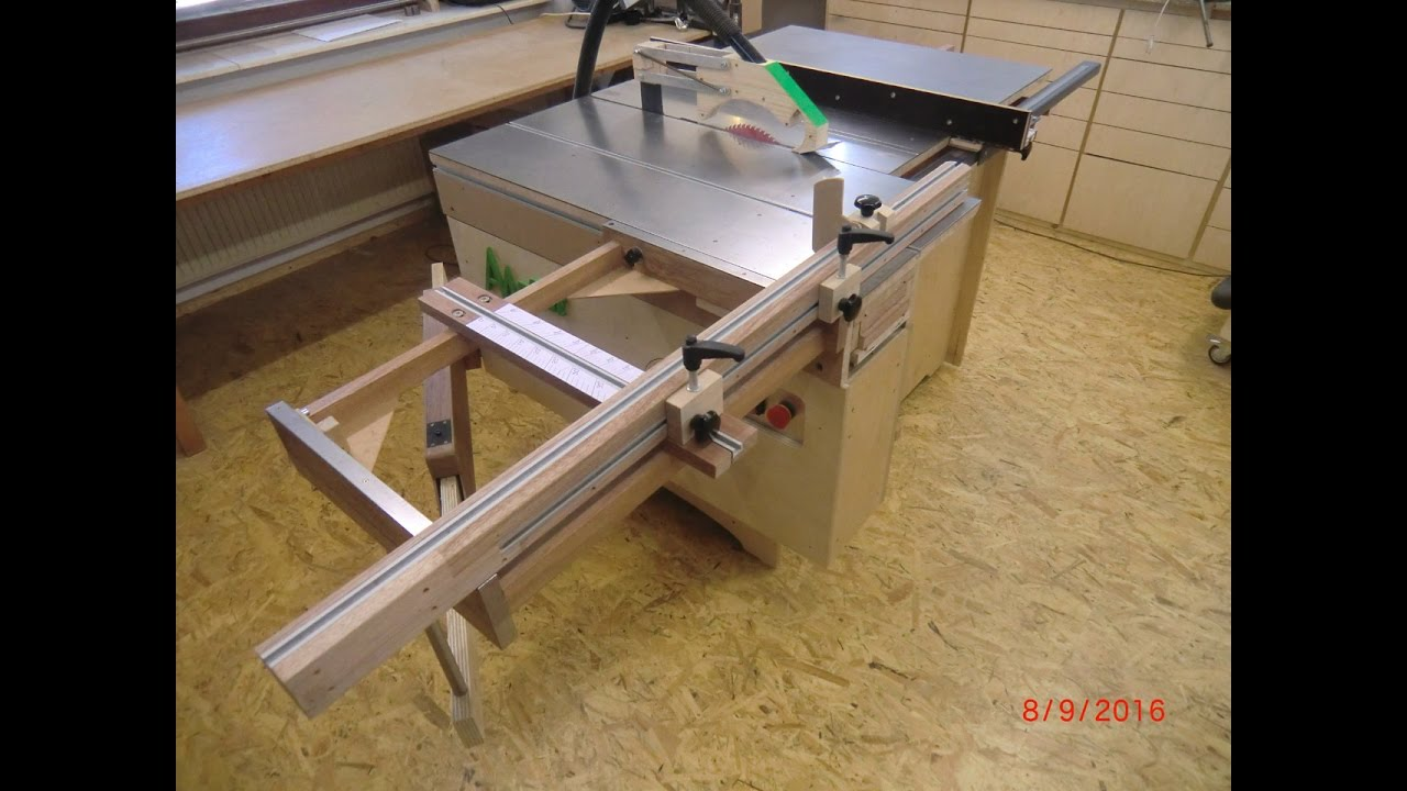 Format Tablesaw Youtube