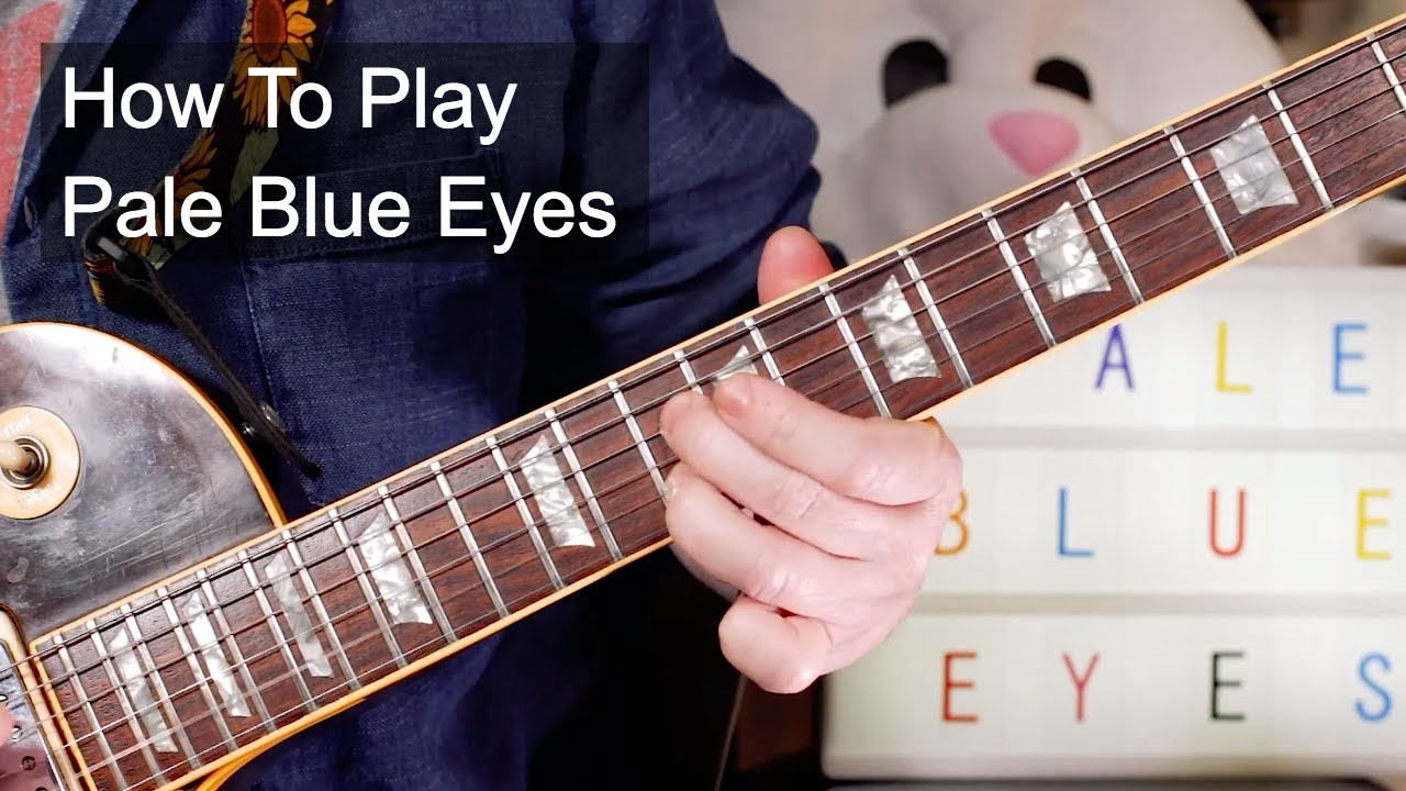 Baby blue eyes guitar practice (take #1) youtube.