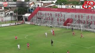 FATV 17/18 Fecha 16 - Talleres 0 - Platense 2
