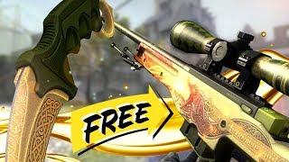 Get Free Skins On Cs:go