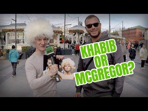 Conor McGregor v Khabib Nurmagomedov: Who do YOU think will win?