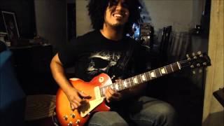 Hallelujah Electric Guitar Instrumental Version Gibson Les Paul Studio