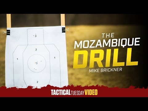 Tactical Tuesday - Mozambique Drill