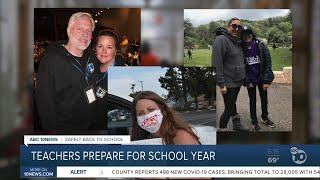 Follow the teachers: Preparing for the school year