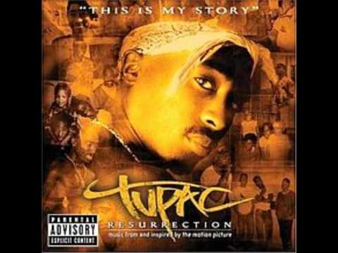 Tupac 2pac - Starin' Through My Rear View (Resurrection Soundtrack Album)