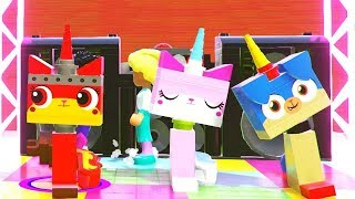 The LEGO Movie 2: Video Game - Planet Unikitty [FREE PLAY] - Playstation 4 Gameplay
