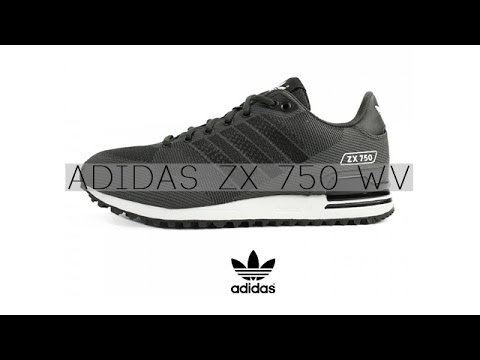 new concept 38db6 ce647 Adidas ZX 750 WV - SDLR Sneakerclip