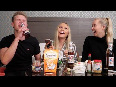 Si det eller spis det // Med Martine Lunde & Simen Lunde