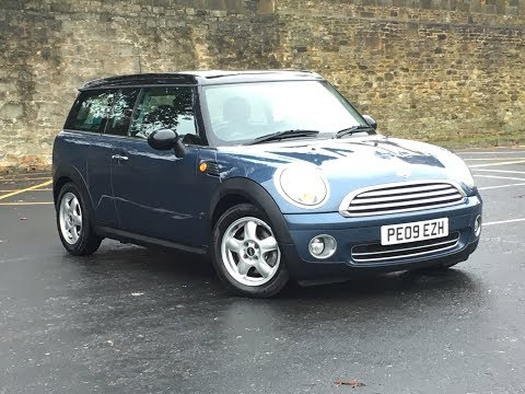 Mini Clubman Cooper 1.6 With Pepper Pack for sale at Peter Watson (Skipton) Ltd
