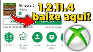 Download MCPE 1.2.20 Conectando com Xbox Live Sem Licença Sem Bugs ( Minecraft Pocket Editon )