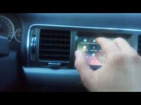 Видеоинтерфейс в штатный монитор. Яндекс навигатор Vectra C