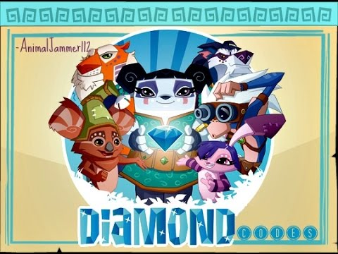 Animal jam diamond codes 2016