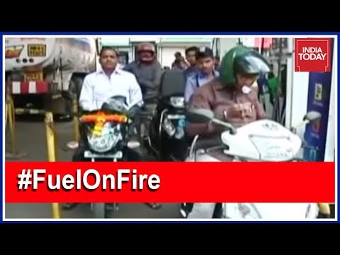 Karnataka Congress Leader Dedicates Fuel Cut As A Birthday Gift To PM Modi