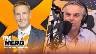 Joel Klatt breaks down newest mock draft, doesn't think Herbert is 1st-round talent | NFL | THE HERD