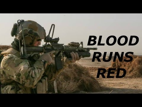 """Special Operations - """"Blood Runs Red"""" (2019ᴴᴰ)"""