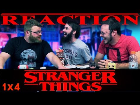 "Stranger Things ""Chapter Four: The Body"" REACTION!!"
