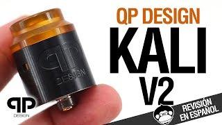 QP Design KALI V2 RDA / El RDA de MODA / revisión