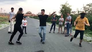 Парень И Девушка Танцуют Очень Красиво В Кавказе 2018 (Аварская Песня)